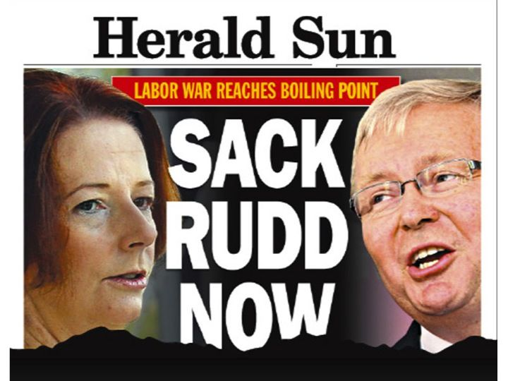 Image result for courier mail front pages election 2013
