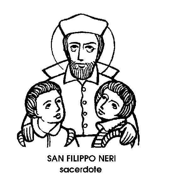 roman catholic saints coloring pages - photo#11