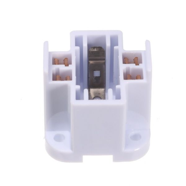 4 Pin G24 Socket Base Led Light Bulb Adapter Converter Lamp Holder Bulb Adapter Light Bulb Adapter Led Light Bulb