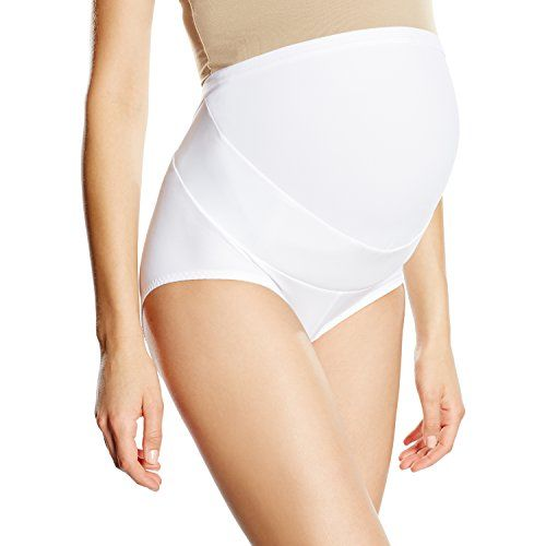 #Anita #Damen #Umstands #Unterhose #Gr. #60 #EU #(Herstellergröße #:28), #Weiß