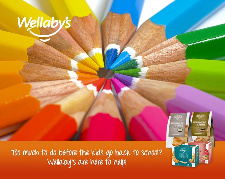 Too much to do before the kids go back to school? Wellaby's are here to help!