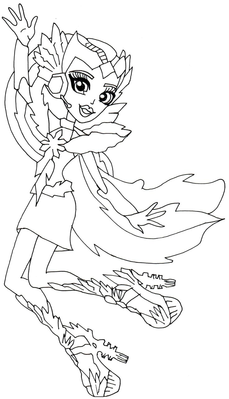 Lorna mcnessie coloring pages
