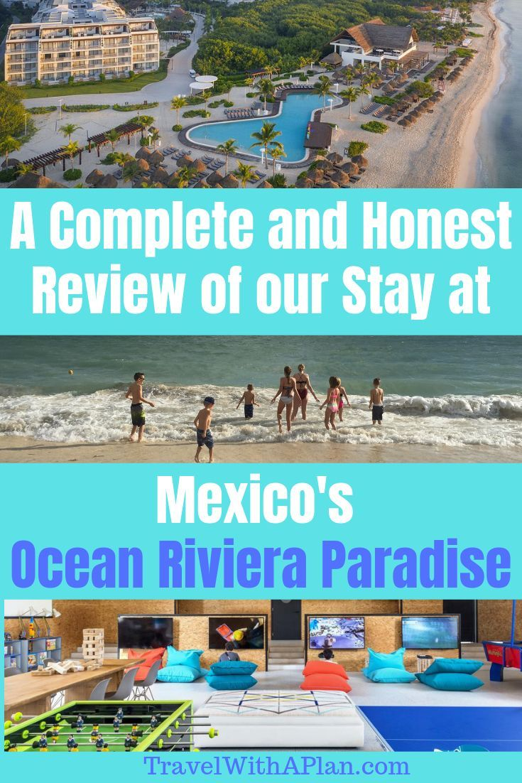 Ocean Riviera Paradise: An Honest Review of Our Stay
