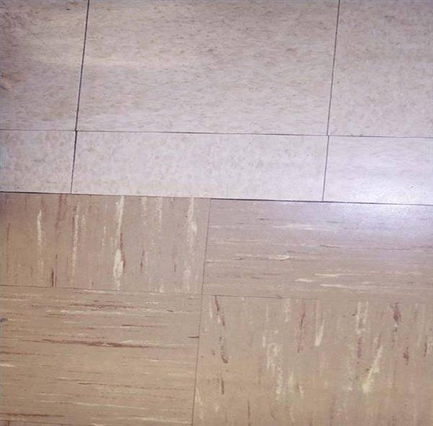 Can I Paint Over Asbestos Floor Tiles Hunker In 2020 Asbestos Tile Flooring Tile Floor