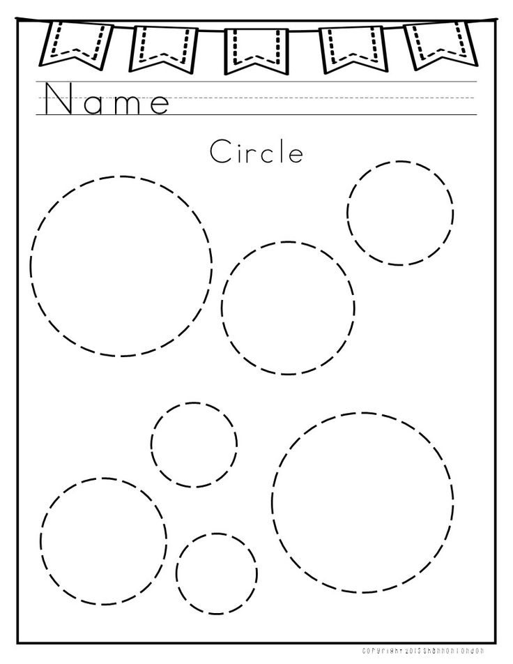 I use these worksheets with my preschoolers to practice shape recognition and drawing shapes.  This package includes: - 7 Shape Coloring Pages - 7 Shape Tracing/Cutting Pages - 7 Shape Sorting Pages - One Shape Bingo Worksheet - Two Shape Matching/Graphing Worksheets - One Color by Shape Worksheet  These worksheets are very versatile! They can be used for to: Color Cut Trace Match Graph Sort BINGO!