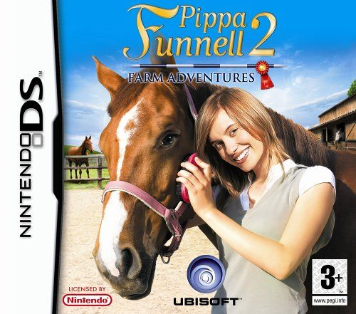 From 0.45 Pippa Funnell 2: Farm Adventures (nintendo Ds)