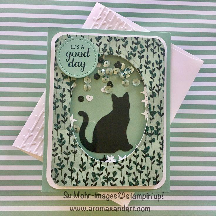 Делаем открытки с животными