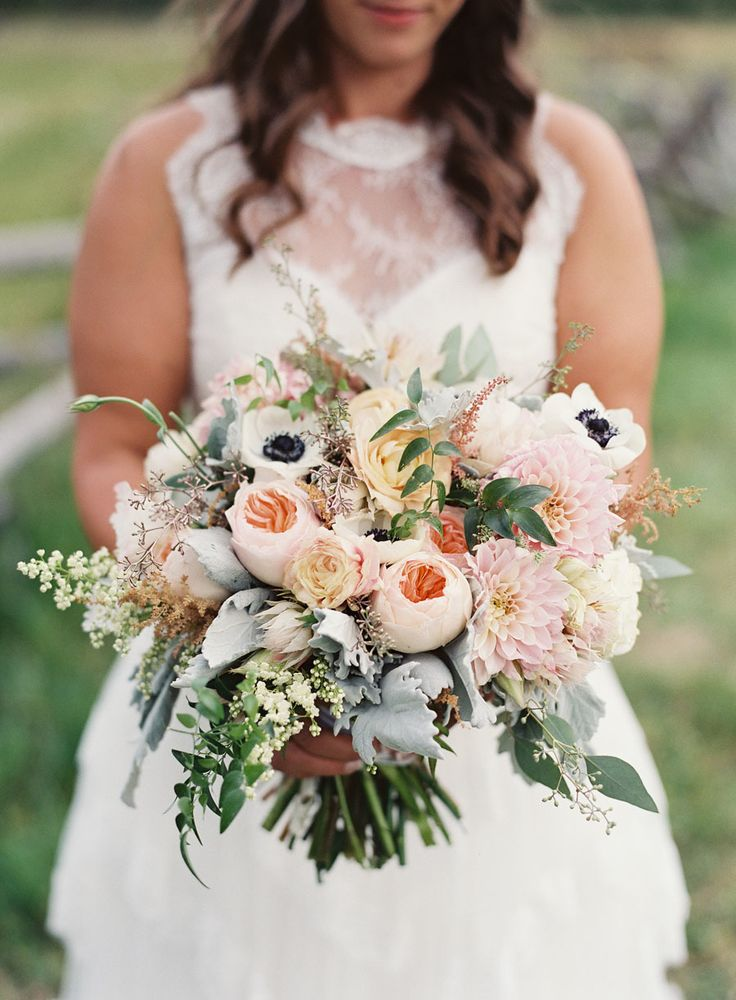 Rustic Colorado Ranch Wedding Infused With Southern Charm