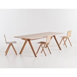 Copenhague Moulded Plywood Table CPH110