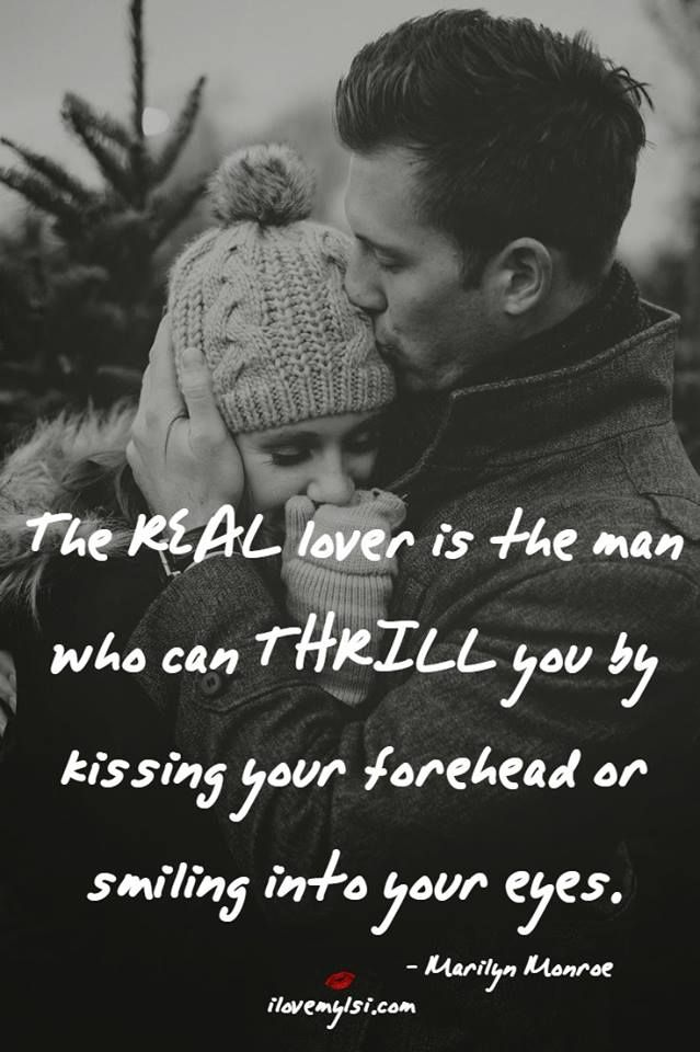 where do men like to be kissed
