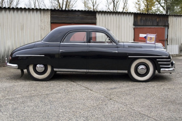 1948 Skoda VOS (government armored special) Limousine
