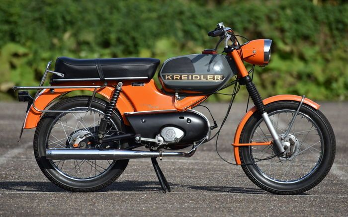 moped kreidler florett k53 301 1970s. Black Bedroom Furniture Sets. Home Design Ideas