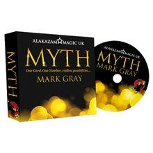 Myth by Mark Gray and Alakazam Magic - Trick