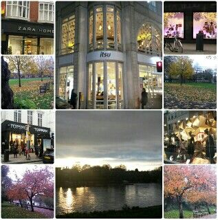 Richmond in Thsmes #retail #nature #autumn #location #bestintheworld