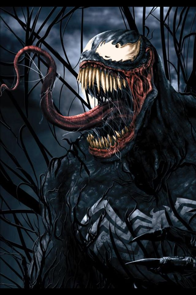 Marvel Comic Book Artwork •  Venom. Follow us for more awesome comic art, or check out our online store www.7ate9comics.com