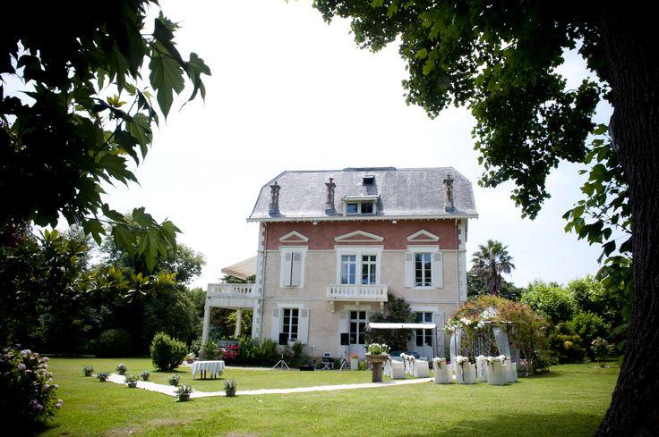 Domaine de Bassilour Hotel Biarritz in Biarritz, Aquitaine