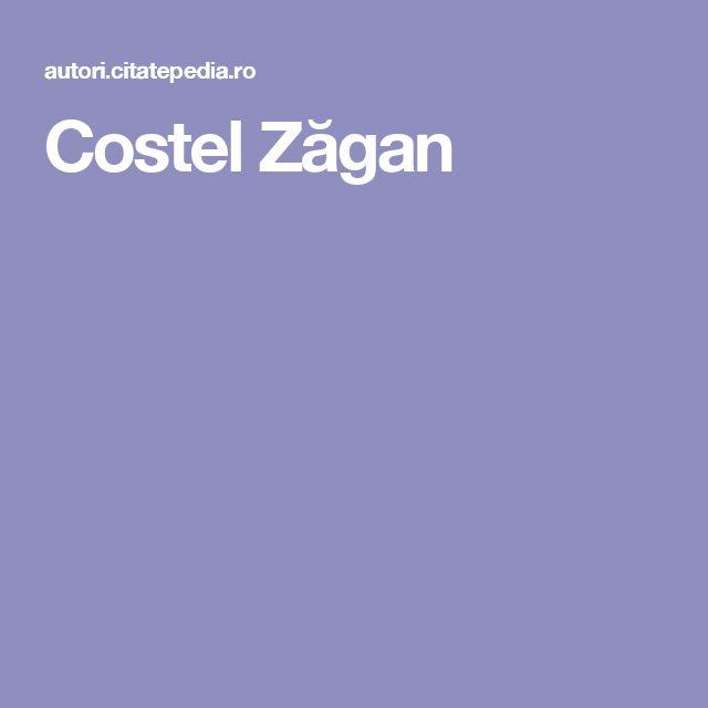 Costel Zăgan
