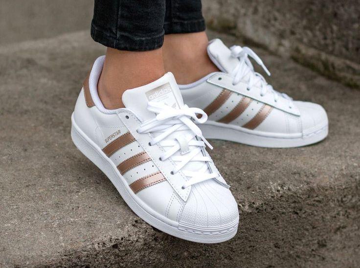 Adidas Women Shoes - Adidas Superstar 80's W 'Metallic Red Bronze ...