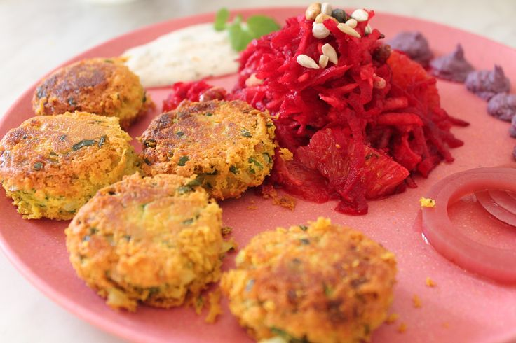 Oh Sophia I Local Superfoods: Süßlupinen Falafel à la Veggie Love