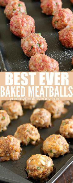 Easy meatball recipe sauce