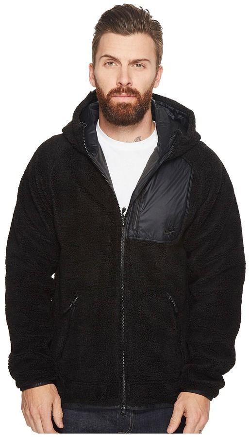 Nike SB - SB Everett Full-Zip Hoodie Men's Clothing