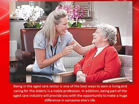 Why Choose Aged Care Courses? - YouTube