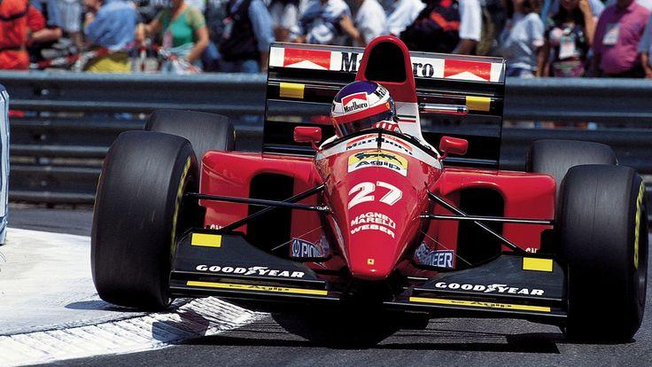 In summer 1992 John Barnard came back to Ferrari.