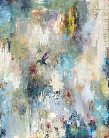 "Saatchi Art Artist Tracey Lane; Painting, ""Suspended Animation III"" #art"