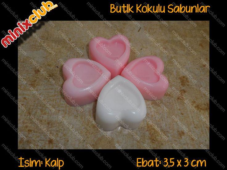 Kalp Şekilli Butik Sabun   MinixClub