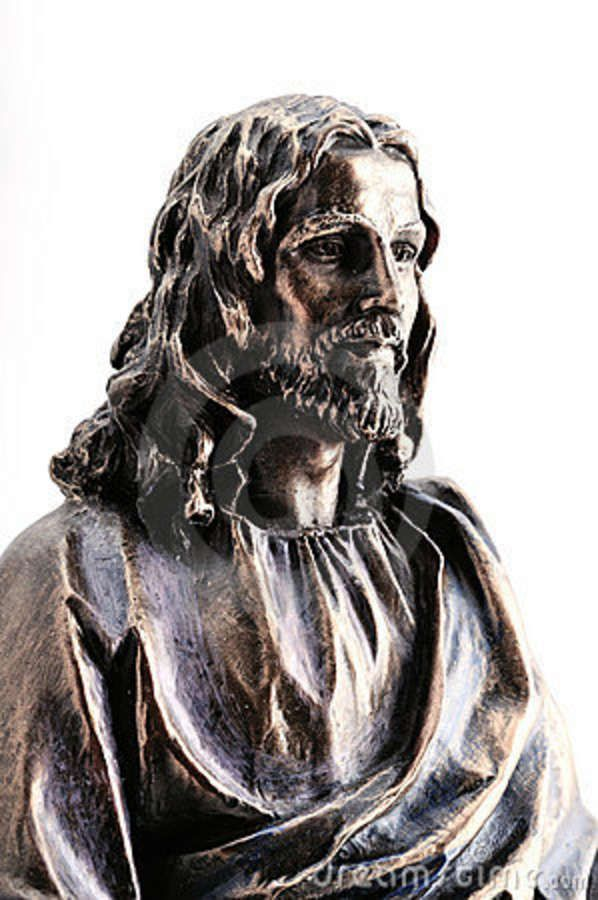 Sculpture of jesus  | Statue Of Jesus Christ Royalty Free Stock Photography - Image ...