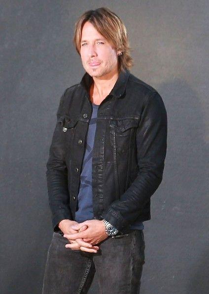 Keith Urban Photos: 'American Idol' Judges Photo Shoot