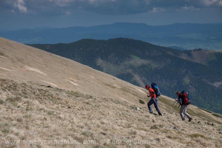 Hiking in Low Tatras #Slovakia #outdoors  www.simplycarpathians.com