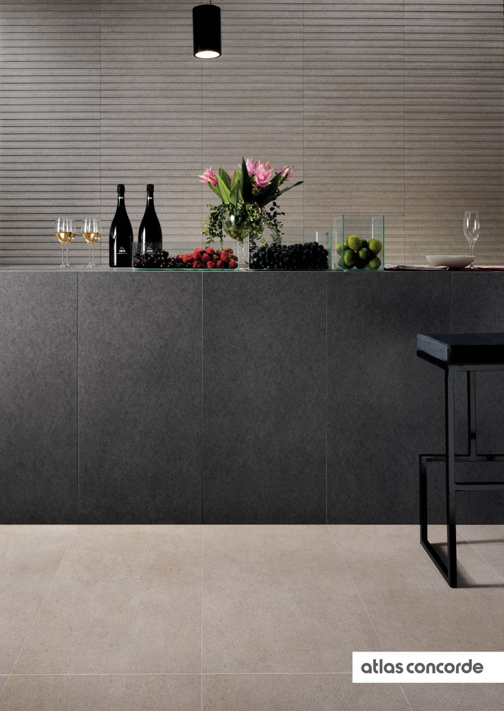 #ADVANCE Grigio Lipica | #AtlasConcorde | #Tiles | #Ceramic | #PorcelainTiles