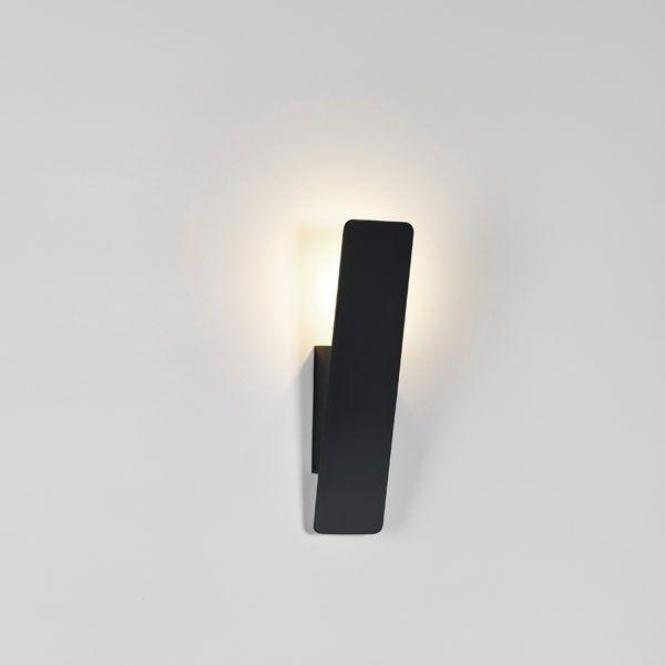 Wever Ducré Inch 2.6 wandlamp LED zwart