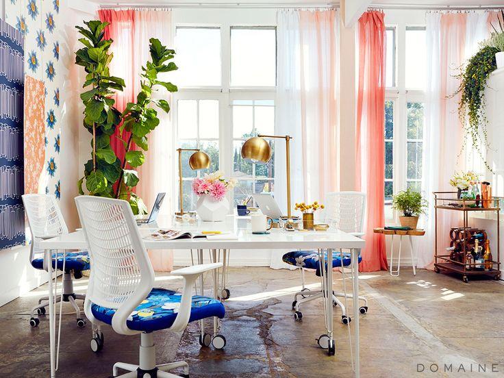 Emily Henderson Studio Desks Chairs Office