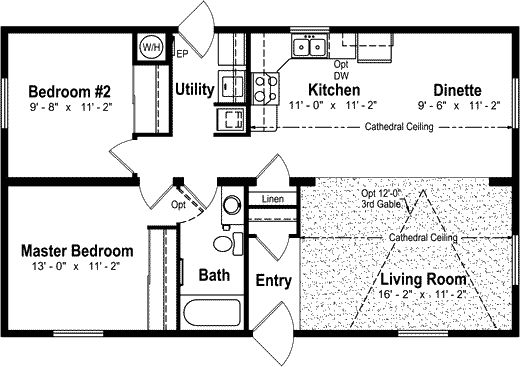 24 x 40 floor plans google search 1500 sq ft plans for 24 x 40 floor plans