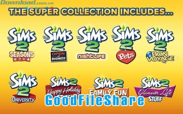 Download The Sims 2 Super Collection For Mac Sims Mac App