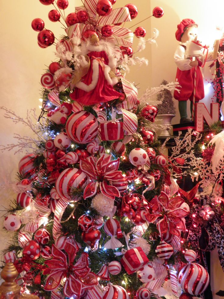 241 best Candy Cane Christmas images on Pinterest  Candy canes