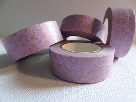 14 best Masking tape Tons lilas, violet, prune images on Pinterest