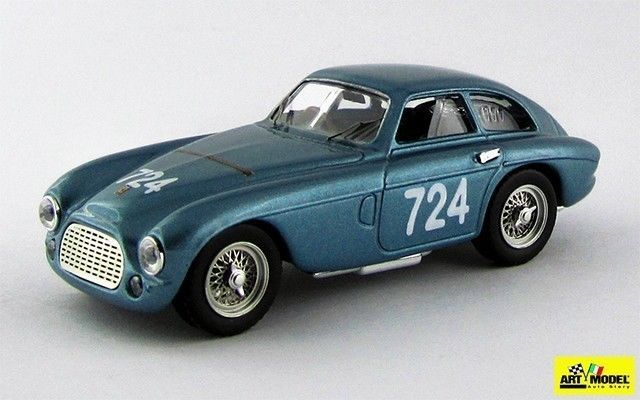 ART004 - FERRARI 195 S BERLINETTA - Mille Miglia 1950 - . CAR MODELS, AUTOMODELL