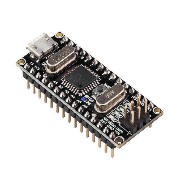 RobotDyn® Nano V3.0 CH340/ATmega328P 16MHz Assembled Version For Arduino