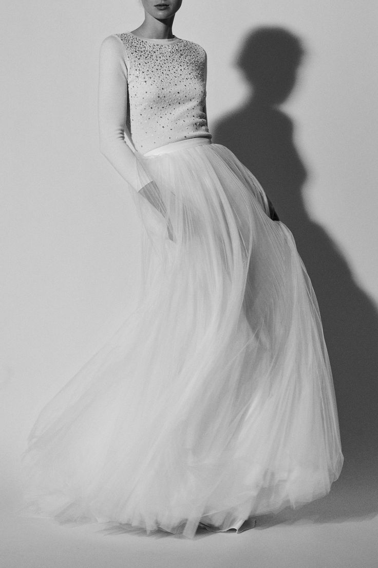 Carolina Herrera Bridal Spring 2018 Collection Photos - Vogue