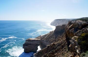 Natural Bridge Kalbarri Western Australia