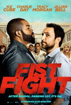 Vanaf 23 februari draait FIST FIGHT in de bioscopen, een komedie waarin Ice Cube en Charlie Day in de rol van leraren kruipen op een middelbare school. Cube en Day zijn bereid om hun verschillen op de harde manier aan te pakken.  Op de laatste dag van het jaar doet de zachtaardige leraar Engels An