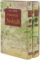 Opowieści z Narnii - wydanie dwutomowe - Lewis Clive Staples