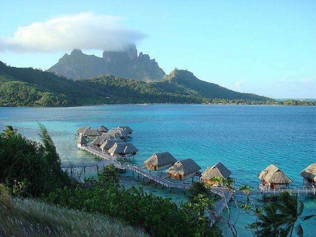 Bora Bora, French Polynesia, Dunheger Travel Blog http://www.dunheger.com/blog