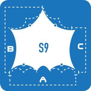 Lycra Sails - S9: Stage Sail