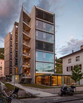 Gallery of Casa Pico Building / SPBR Arquitetos + Baserga Mozzetti Architetti…