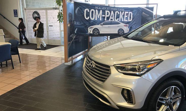 HYUNDAI-KIA: Fatter deals, small cars, crossovers drive Nov. records - http://blog.clairepeetz.com/hyundai-kia-fatter-deals-small-cars-crossovers-drive-nov-records/