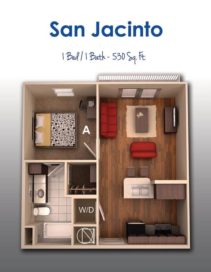 250 best Idées pour la maison images on Pinterest Bedroom ideas - faire un plan d appartement en ligne